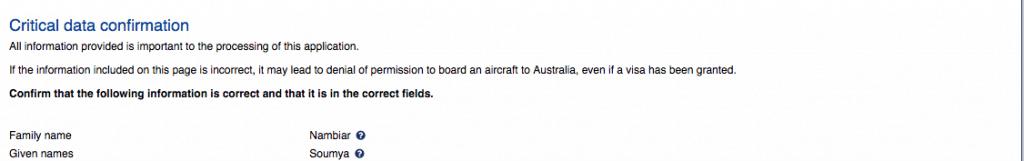 australian visa application form 1229