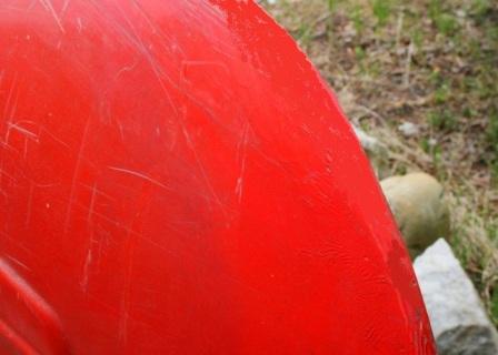 appliquer resine fibre de verre