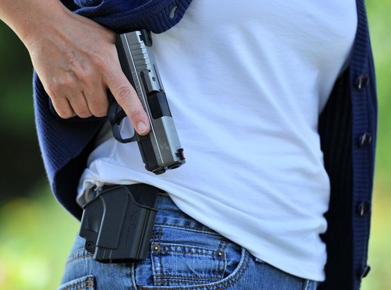 california concealed weapons permit application