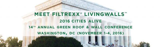 district of columbia green roof application