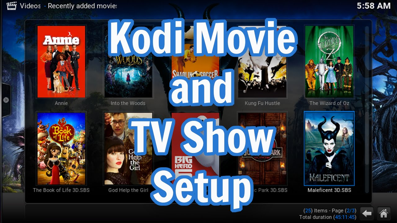 best kodi application for streaming canada