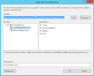 c console application using web service wsdl