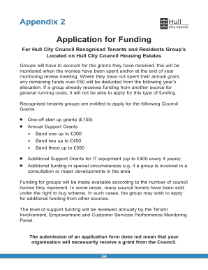 idc funding application forms pdf