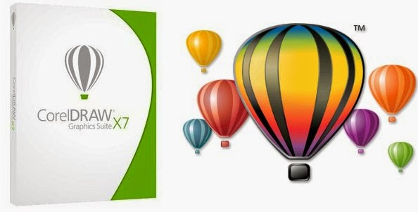 various applications of corel draw