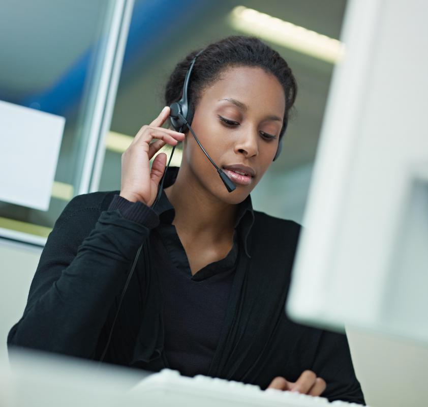 call center agent job application