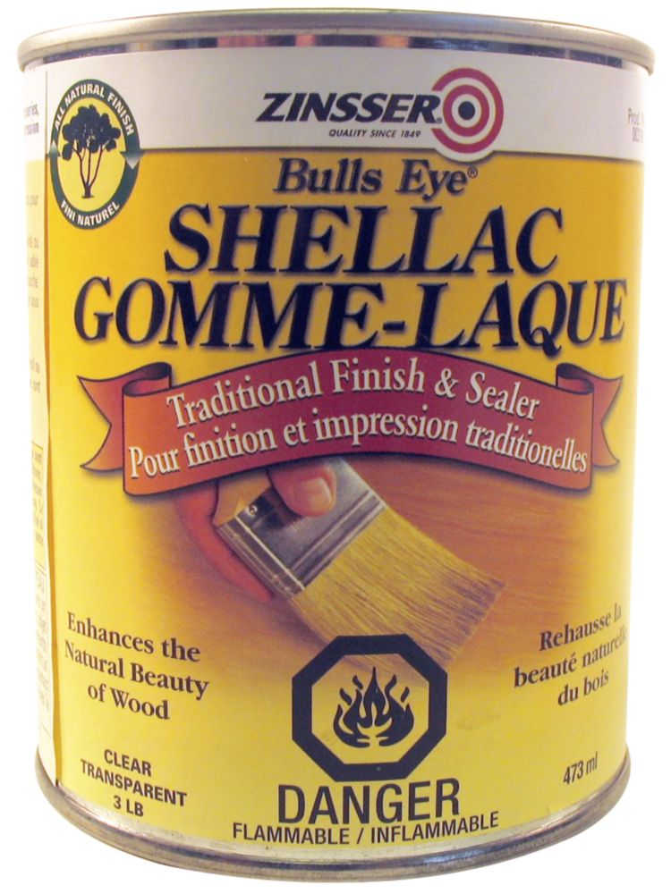 comment appliquer le vernis shellac