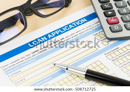 contact form 7 mortgage application