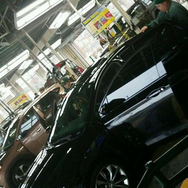 green lantern car wash application
