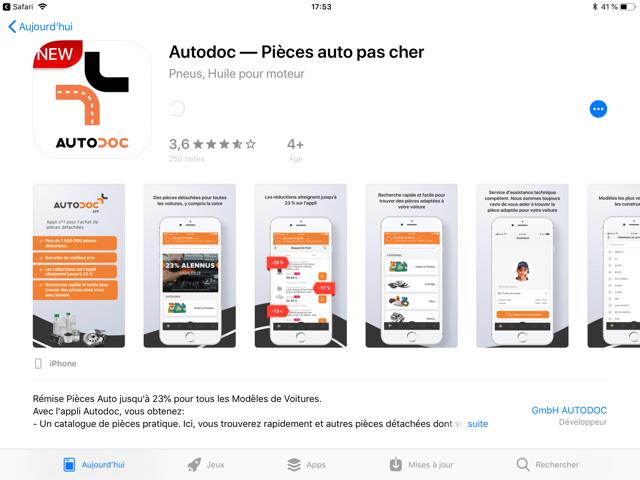 faire une application android en c