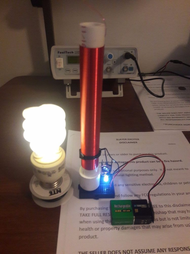 applications of mini tesla coil
