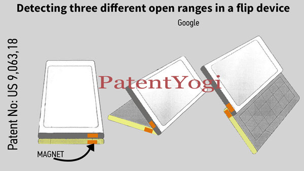 searching google patents using application number