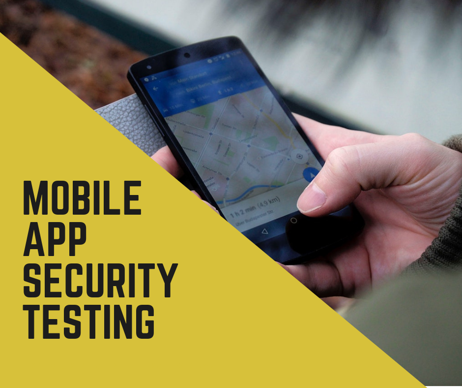 mobile application security testing tools list