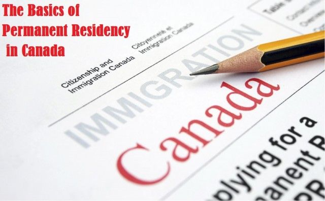 canadian permanent resident application family class