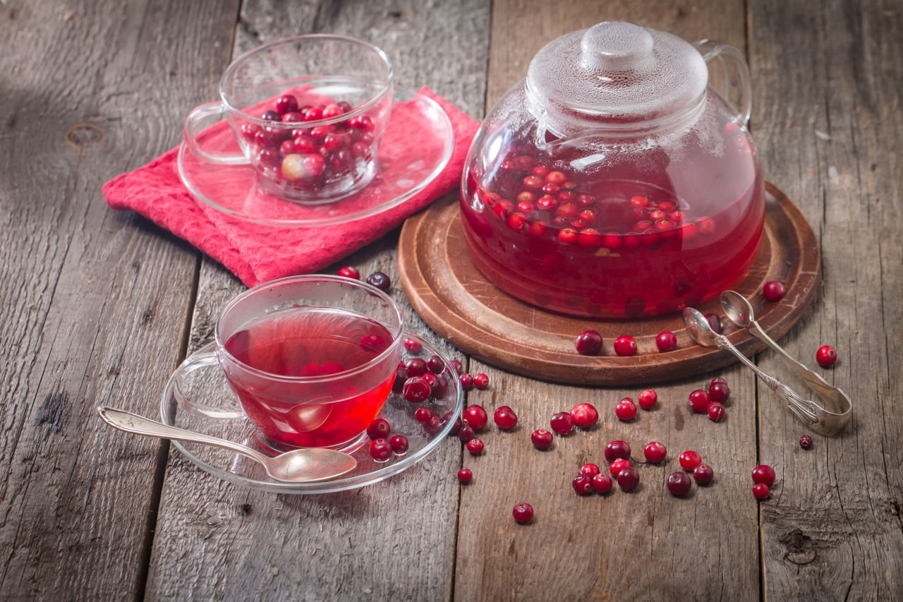 food applications for cranberry juice