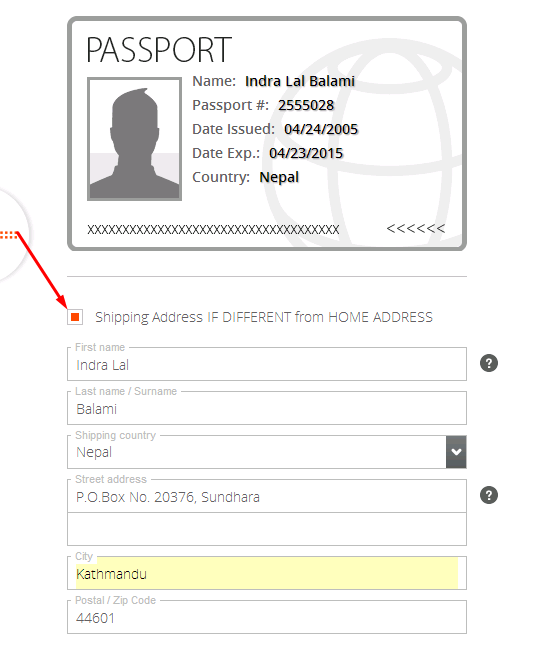 how to submit us visa application without photo