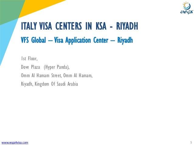 italy embassy online visisting visa application