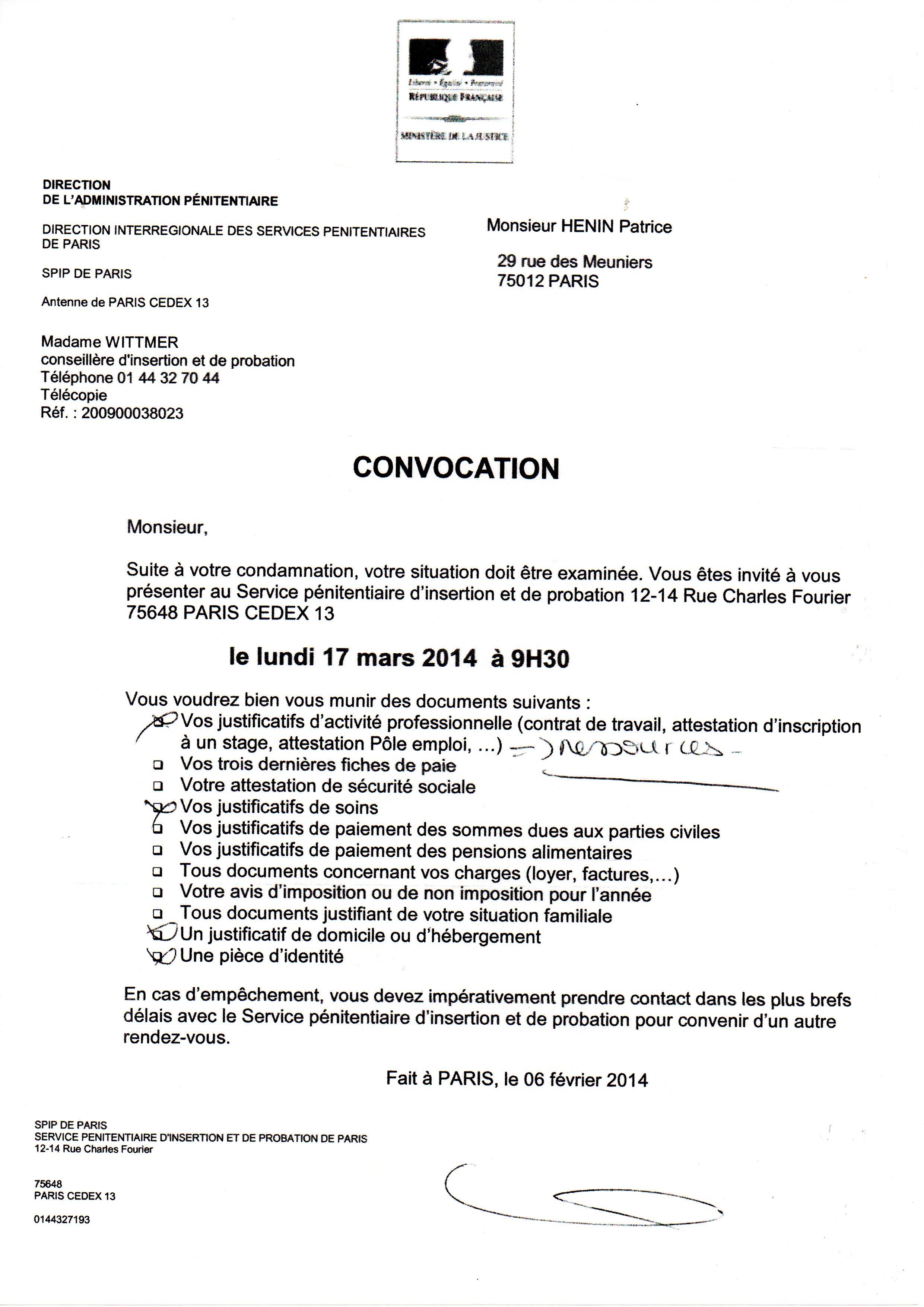 juge d application des peines paris 13