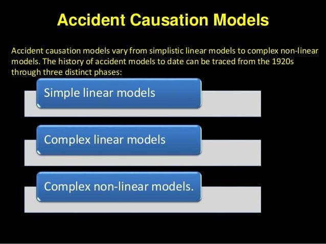 loss causation model history theory & application