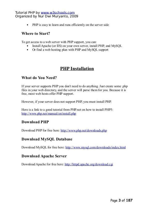 mysql php database applications cd download