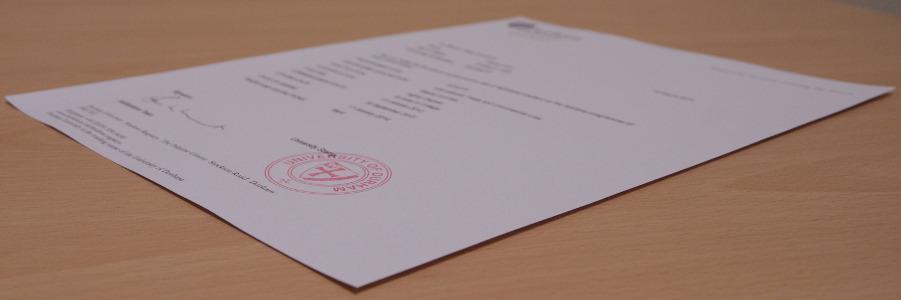 ontario teachers college application status