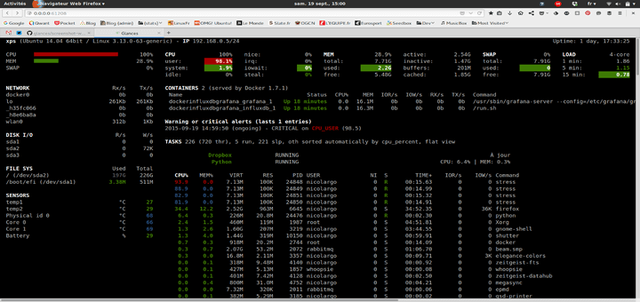 open source web application performance monitoring tools
