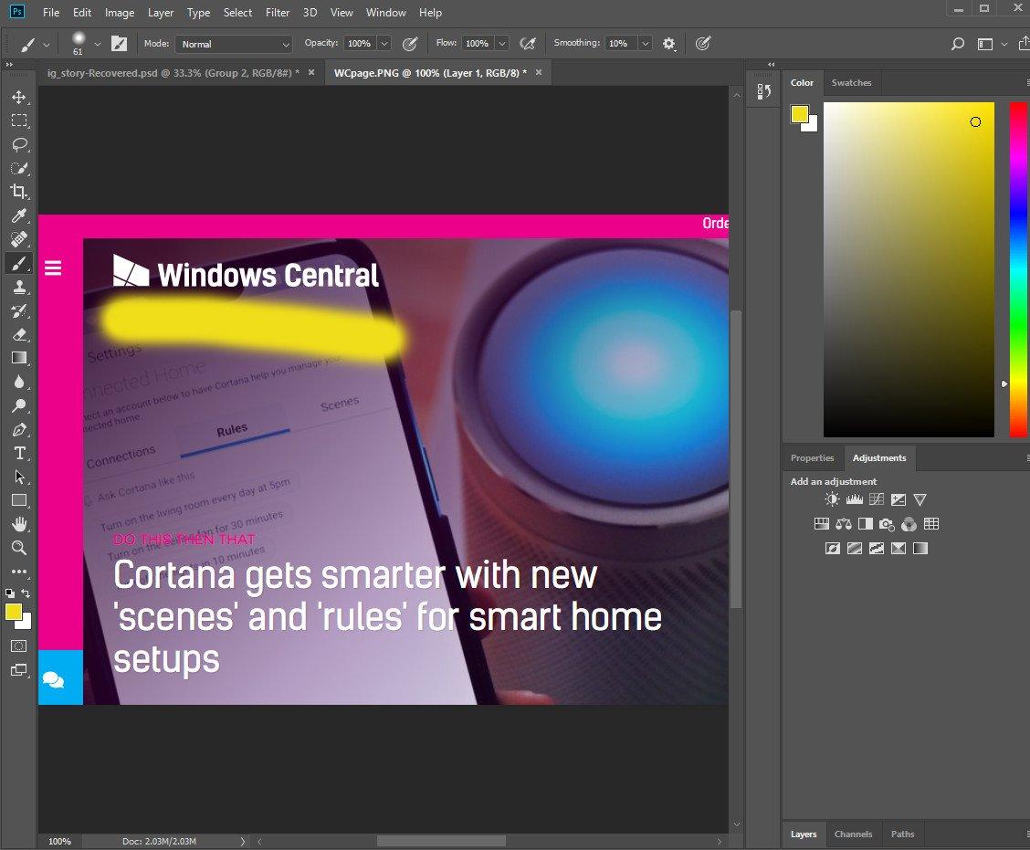 photo editor application for windows 10