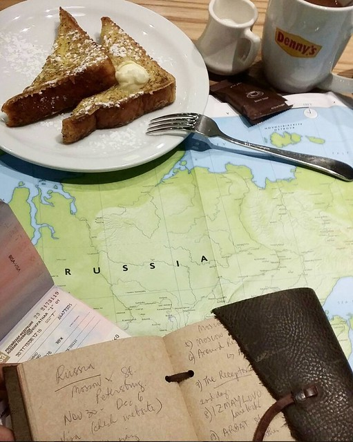 russian federation tourist visa application