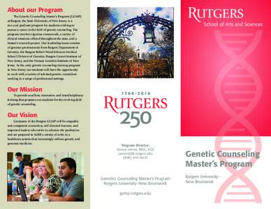 rutgers graduate application supporting documents