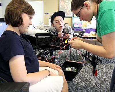 seneca college student disability computer application