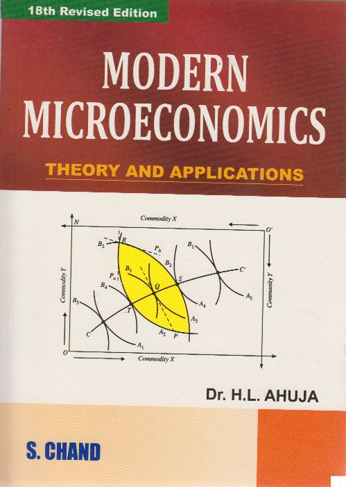 solution microeconomics theory and applications