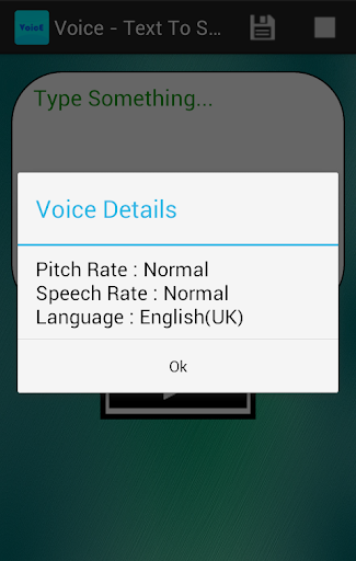 text to speech mobile application