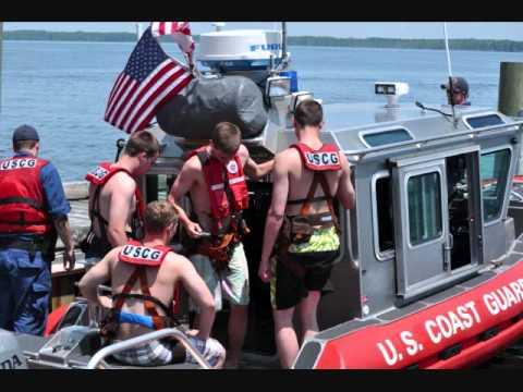 us coast guard academy application