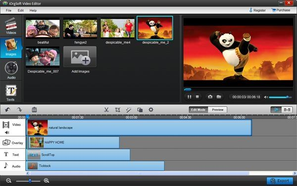 video editing application for windows 10